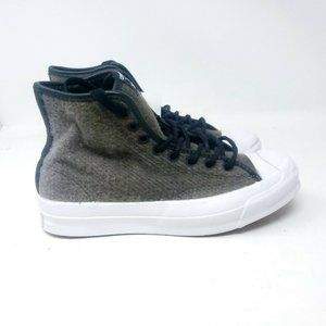 Converse Jack Purcell WoolRich Signature Hi Shoes